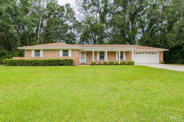 880 Ash Dr, Pensacola, FL 32503 (MLS #596950) :: The Kathy Justice Team - Better Homes and Gardens Real Estate Main Street Properties