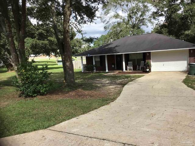 2815 Reese Ln, Cantonment, FL 32533 (MLS #596981) :: Levin Rinke Realty
