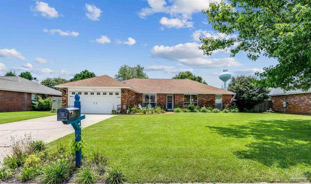 7211 Antoinette Cir, Navarre, FL 32566 (MLS #596983) :: Connell & Company Realty, Inc.