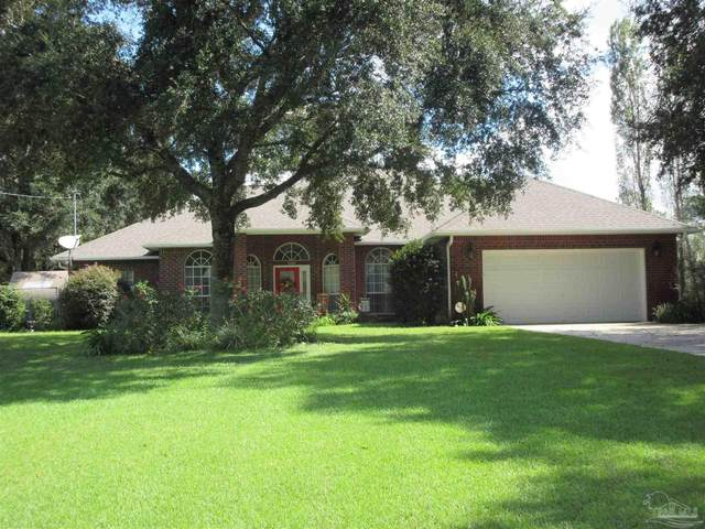 5264 Crystal Creek Dr, Pace, FL 32571 (MLS #597089) :: Connell & Company Realty, Inc.