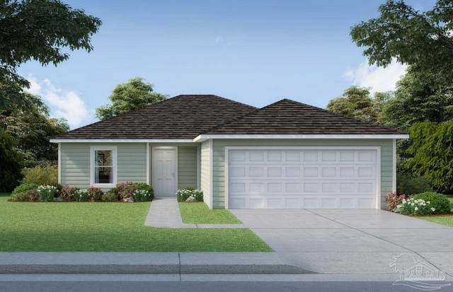 8764 Schooner Ln, Pensacola, FL 32506 (MLS #597099) :: Vacasa Real Estate