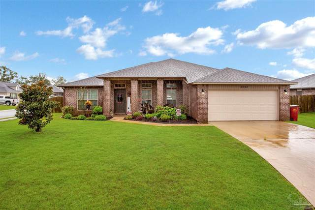 5553 Mill Race Circle, Pace, FL 32571 (MLS #597105) :: Connell & Company Realty, Inc.