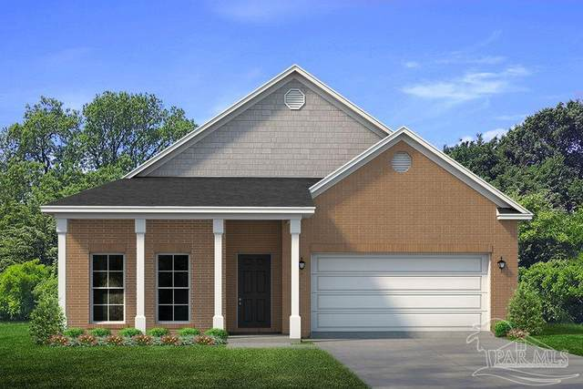 7863 Burnside Loop, Pensacola, FL 32526 (MLS #597152) :: Connell & Company Realty, Inc.