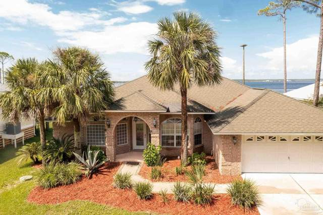 5430 N Shore Rd, Pensacola, FL 32507 (MLS #597158) :: Connell & Company Realty, Inc.