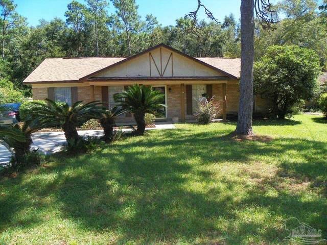 7320 Beta Ln, Pensacola, FL 32504 (MLS #597216) :: Coldwell Banker Coastal Realty