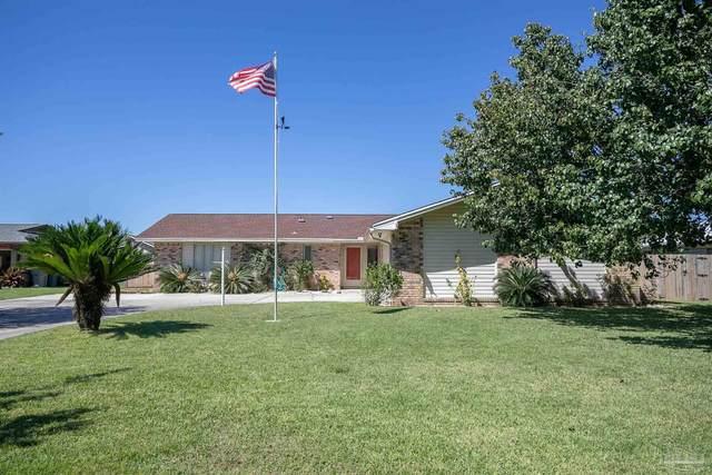 12134 Longwood Dr, Pensacola, FL 32507 (MLS #597221) :: Crye-Leike Gulf Coast Real Estate & Vacation Rentals