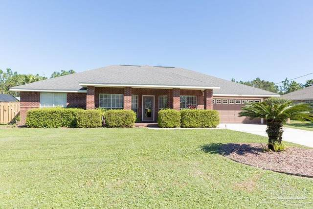 7334 Frankfort St, Navarre, FL 32566 (MLS #597229) :: Connell & Company Realty, Inc.