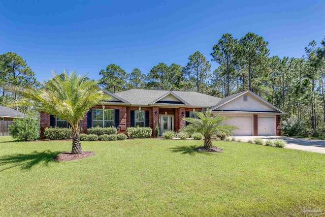 2404 Tumbleweed Dr, Navarre, FL 32566 (MLS #597243) :: Connell & Company Realty, Inc.