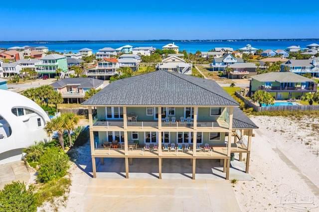 1007 Ariola Dr, Pensacola Beach, FL 32561 (MLS #597252) :: Coldwell Banker Coastal Realty
