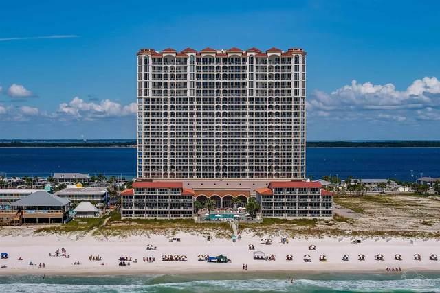 18 Via Deluna Dr #604, Pensacola Beach, FL 32561 (MLS #597254) :: Coldwell Banker Coastal Realty