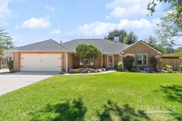 9860 Harlington St, Cantonment, FL 32533 (MLS #597255) :: Connell & Company Realty, Inc.