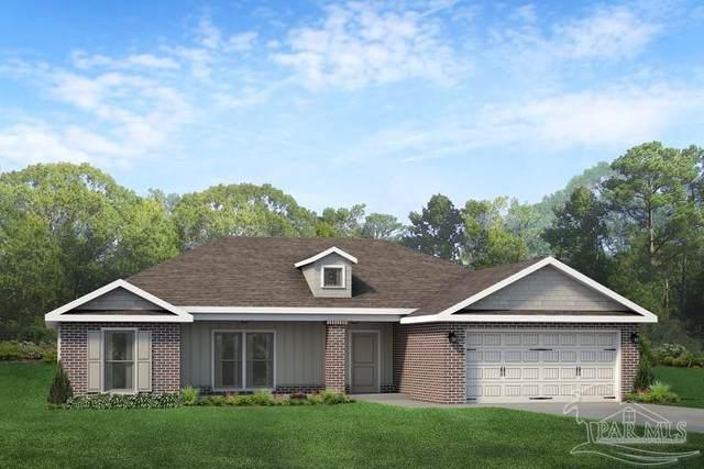 3429 Oak Tree Ln, Pace, FL 32571 (MLS #597256) :: Connell & Company Realty, Inc.