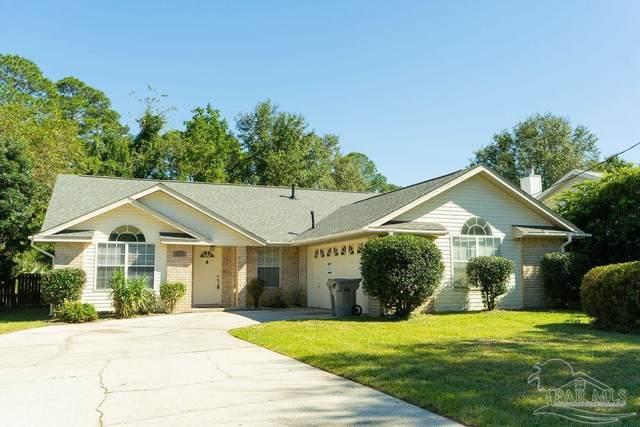 9830 Bobwhite Way, Pensacola, FL 32514 (MLS #597262) :: Connell & Company Realty, Inc.