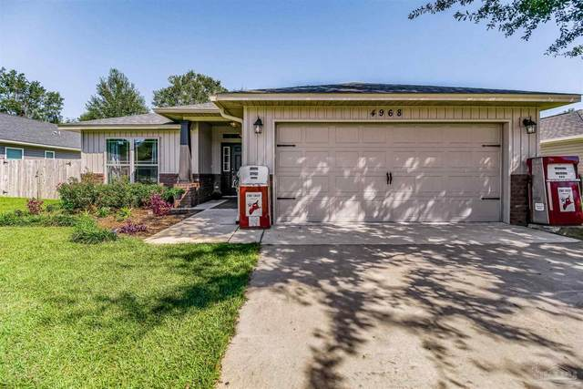 4968 Wabash Pine Ct, Pace, FL 32571 (MLS #597263) :: Connell & Company Realty, Inc.