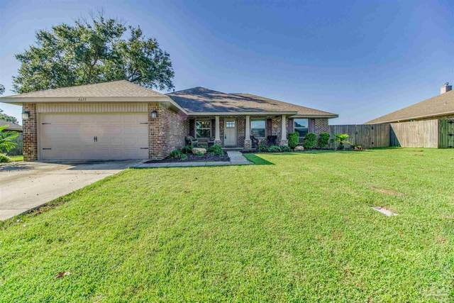 4622 Belvedere Cir, Pace, FL 32571 (MLS #597266) :: Connell & Company Realty, Inc.