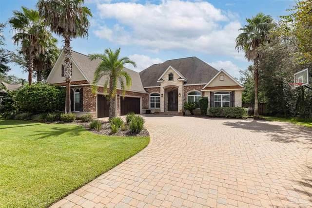 2691 Manor Cir, Gulf Breeze, FL 32563 (MLS #597271) :: Connell & Company Realty, Inc.