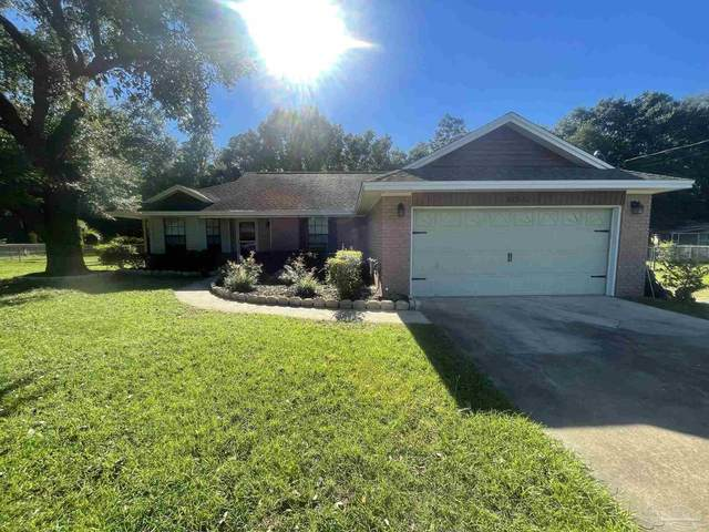 6055 Gillette Dr, Milton, FL 32570 (MLS #597273) :: Connell & Company Realty, Inc.