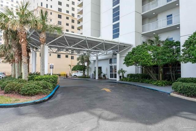 13661 Perdido Key Dr #703, Perdido Key, FL 32507 (MLS #597285) :: Crye-Leike Gulf Coast Real Estate & Vacation Rentals