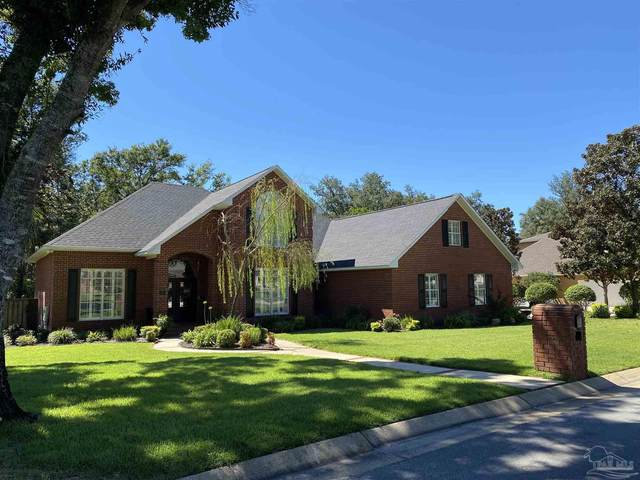 3421 Oakmont Dr, Pensacola, FL 32503 (MLS #597286) :: Coldwell Banker Coastal Realty