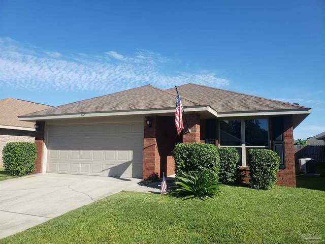 3283 Wasatch Range Loop, Pensacola, FL 32526 (MLS #597313) :: Connell & Company Realty, Inc.