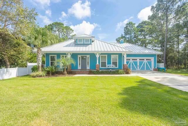 1688 College Pkwy, Gulf Breeze, FL 32563 (MLS #597323) :: Levin Rinke Realty