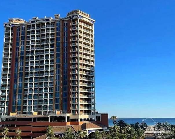 3 Portofino Dr #1908, Pensacola Beach, FL 32561 (MLS #597326) :: Coldwell Banker Coastal Realty