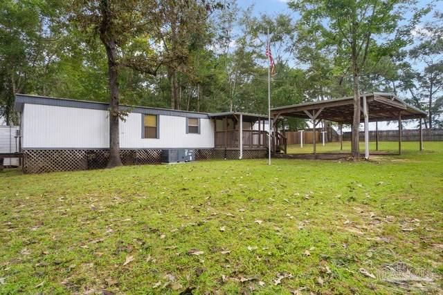 5790 Bullard Rd, Milton, FL 32570 (MLS #597351) :: Levin Rinke Realty