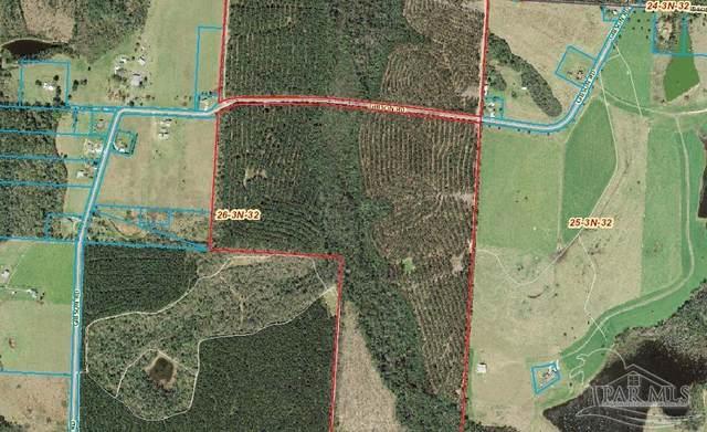 0000 Gibson Rd, Molino, FL 32577 (MLS #597359) :: Coldwell Banker Coastal Realty