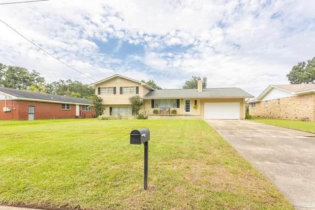 1302 E Hatton St, Pensacola, FL 32503 (MLS #597364) :: Coldwell Banker Coastal Realty