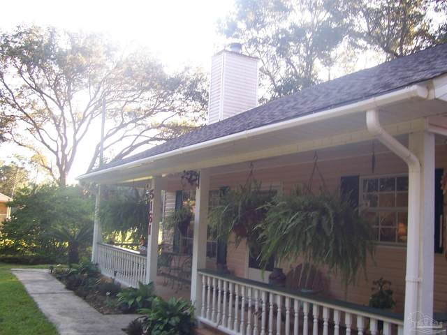 5161 Cherry Blossom Ln, Milton, FL 32570 (MLS #597365) :: Coldwell Banker Coastal Realty