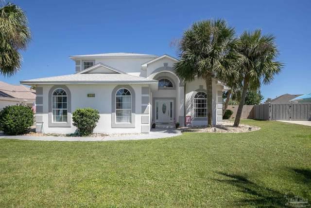412 Palm Lake Dr, Pensacola, FL 32507 (MLS #597370) :: Coldwell Banker Coastal Realty