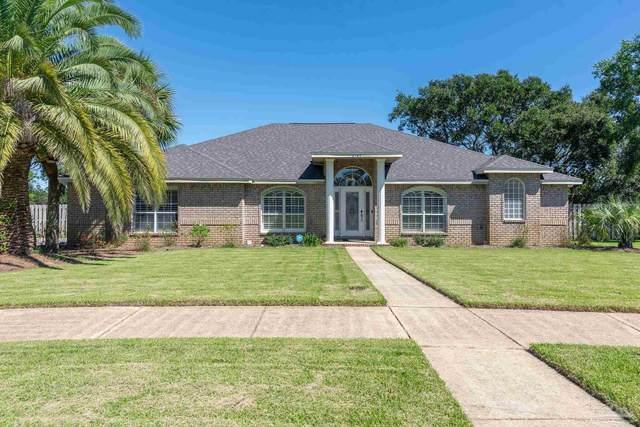 2549 Mary Fox Dr, Gulf Breeze, FL 32563 (MLS #597375) :: Coldwell Banker Coastal Realty