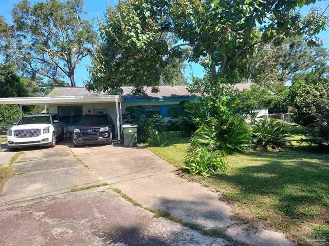 5506 Canterbury Cir, Pensacola, FL 32506 (MLS #597381) :: Coldwell Banker Coastal Realty