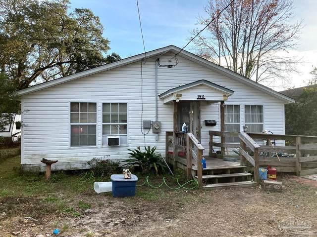 1911 Barrancas Ave, Pensacola, FL 32502 (MLS #597396) :: Coldwell Banker Coastal Realty