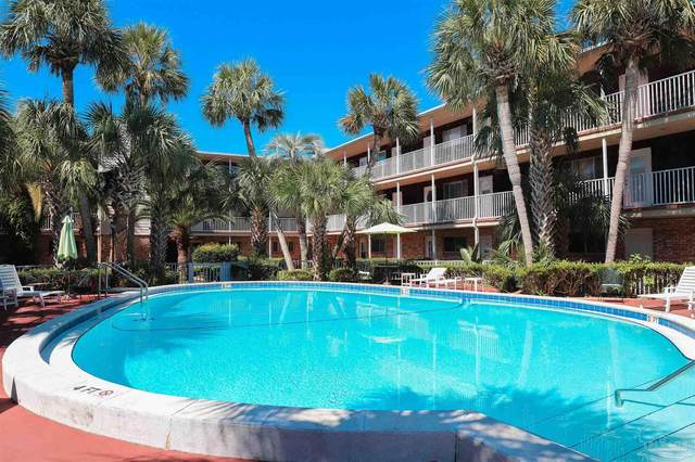 600 Scenic Hwy #105, Pensacola, FL 32503 (MLS #597397) :: Coldwell Banker Coastal Realty