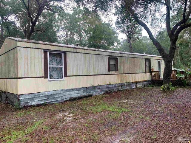7788 Rube Pace Rd, Milton, FL 32583 (MLS #597399) :: Coldwell Banker Coastal Realty