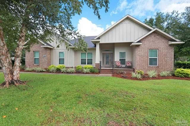 8089 Foxtail Loop, Pensacola, FL 32526 (MLS #597401) :: Coldwell Banker Coastal Realty