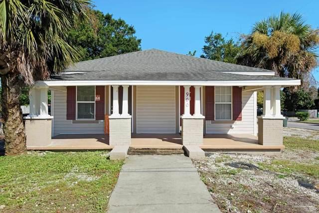 900 Pace Blvd, Pensacola, FL 32505 (MLS #597403) :: Coldwell Banker Coastal Realty