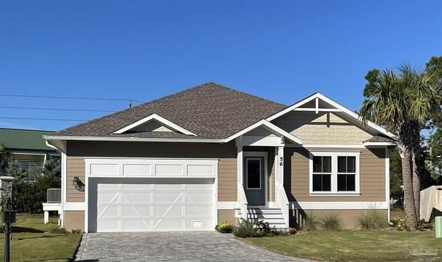 56 Maxfli Pl, Pensacola, FL 32507 (MLS #597411) :: Coldwell Banker Coastal Realty