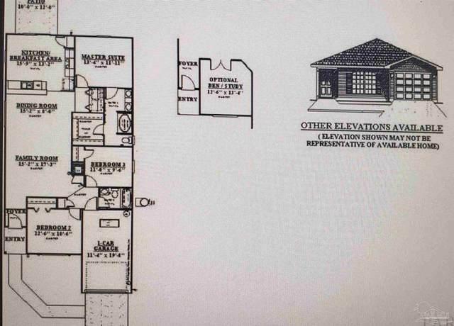 10889 Chippewa Way, Pensacola, FL 32534 (MLS #597414) :: Coldwell Banker Coastal Realty
