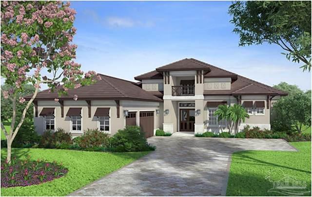 7687 North Shores Dr, Navarre, FL 32566 (MLS #597520) :: Levin Rinke Realty