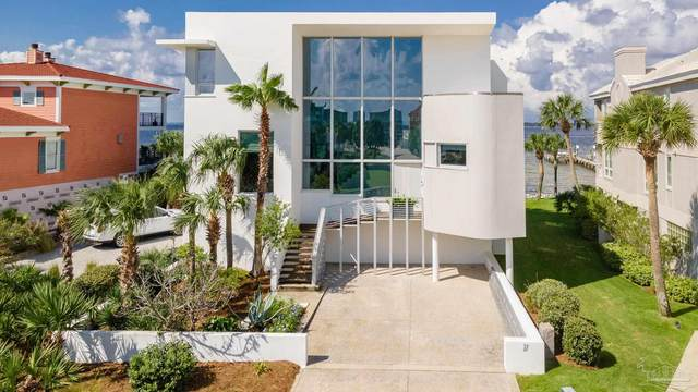 27 E Galvez Ct, Pensacola Beach, FL 32561 (MLS #597761) :: The Kathy Justice Team - Better Homes and Gardens Real Estate Main Street Properties
