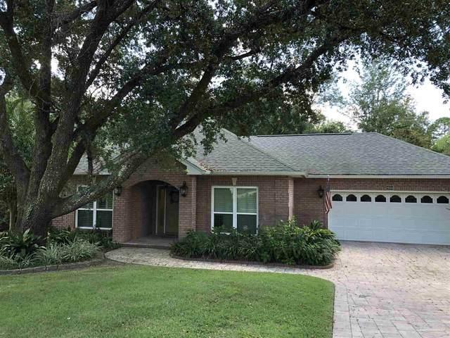 1503 Hunters Creek Dr, Pensacola, FL 32533 (MLS #597806) :: Levin Rinke Realty