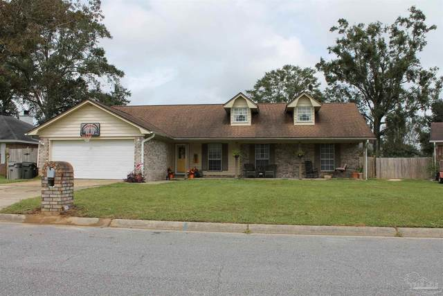 1809 Donegal Dr, Cantonment, FL 32533 (MLS #597847) :: Connell & Company Realty, Inc.
