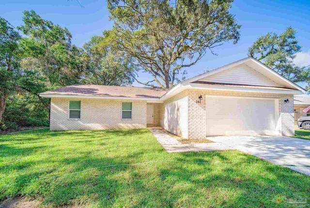 102 Dodge Dr, Pensacola, FL 32503 (MLS #597862) :: Vacasa Real Estate