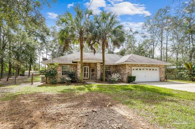 3119 Apache Dr, Pace, FL 32571 (MLS #597986) :: Crye-Leike Gulf Coast Real Estate & Vacation Rentals