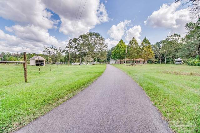 6950 Arthur Rowell Rd, Jay, FL 32565 (MLS #598027) :: Connell & Company Realty, Inc.