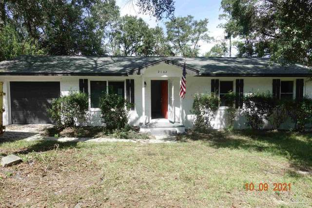 2162 Old Chemstrand Rd, Cantonment, FL 32533 (MLS #598049) :: Connell & Company Realty, Inc.