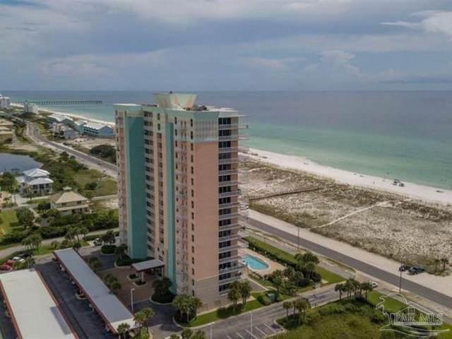 800 Ft Pickens Rd #1403, Pensacola Beach, FL 32561 (MLS #598062) :: Levin Rinke Realty