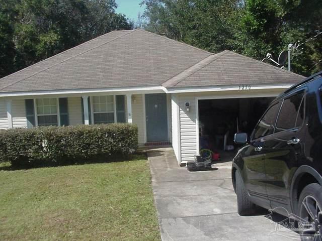 5250 Overbrook Dr, Milton, FL 32570 (MLS #598125) :: Levin Rinke Realty